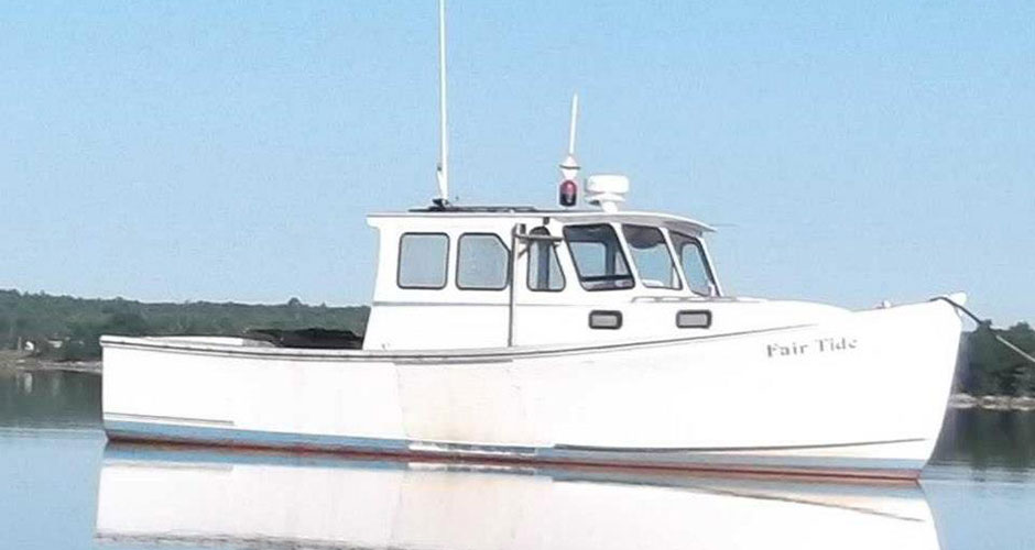 Boats for Sale at SW Boatworks in Lamoine Maine: 2004 31 ...