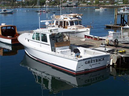 Boats For Sale At Sw Boatworks In Lamoine Maine 38 Ft Wesmac