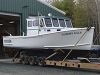 New Model: 30 Calvin Beal Boat