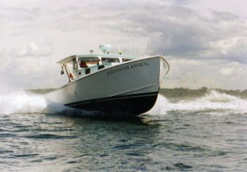 Jennifer Anne a 40-foot Young Brothers owned by Jere Green of Harpswell, Maine