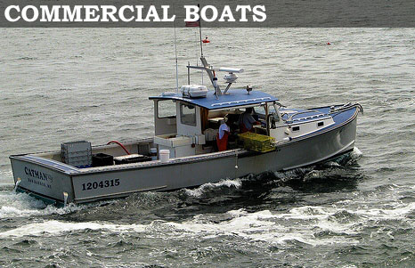 Commercial Boats from SW Boatworks custom boat builders