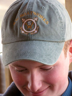 SW Boatworks Hat